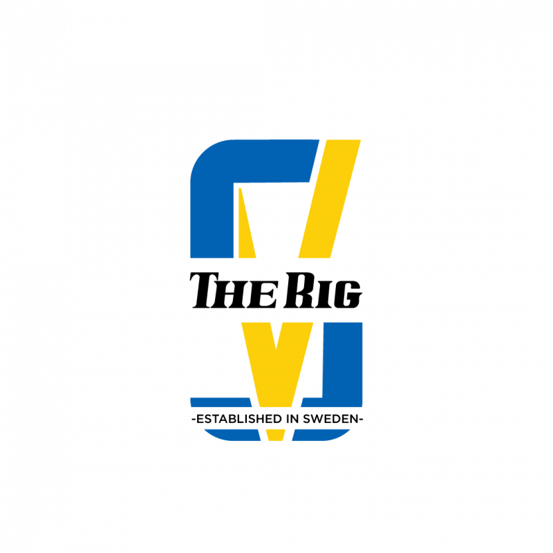 Official drop of our new logo for THE SV RIG. Let us know what you think about it!