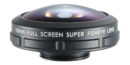 FISHEYE LENS (10MM) - STANDARD SERIES