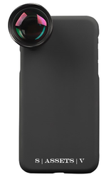 TELEPHOTO LENS (PRO SERIES V1) + PHONE CASE