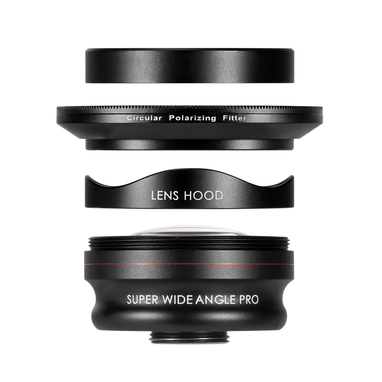 WIDE ANGLE PRO SERIES 16MM (V2) + CPL + PHONE CASE