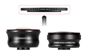 STEP UP RING (62mm) - For Tele- & Wide lens (V2)