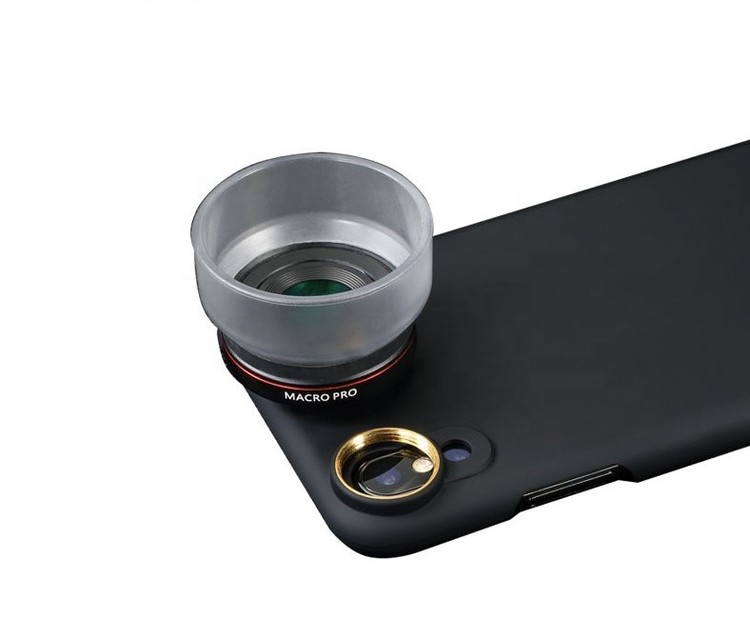 MACRO LENS (PRO SERIES V1) + PHONE CASE