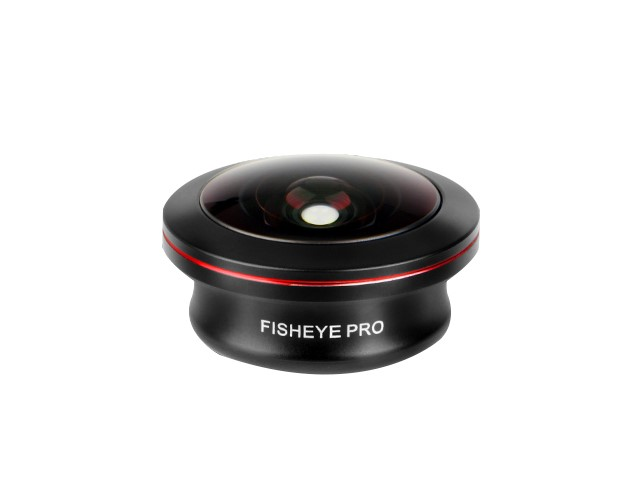 FISHEYE LENS (8MM) - PRO SERIES (V1)