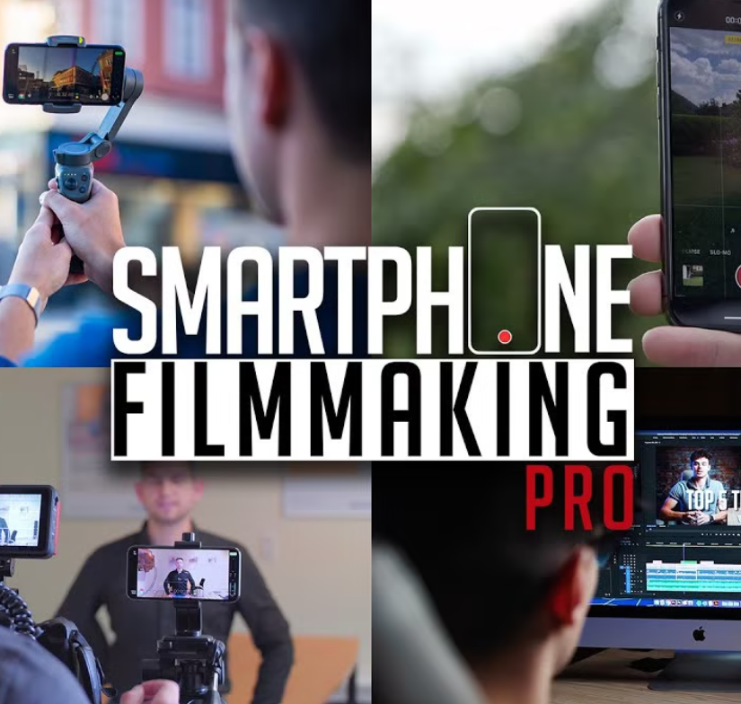 THE ULTIMATE ONLINE COURSE FOR SMARTPHONE FILMMAKINGcta image