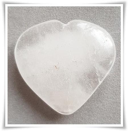 Bergkristall, hjärta