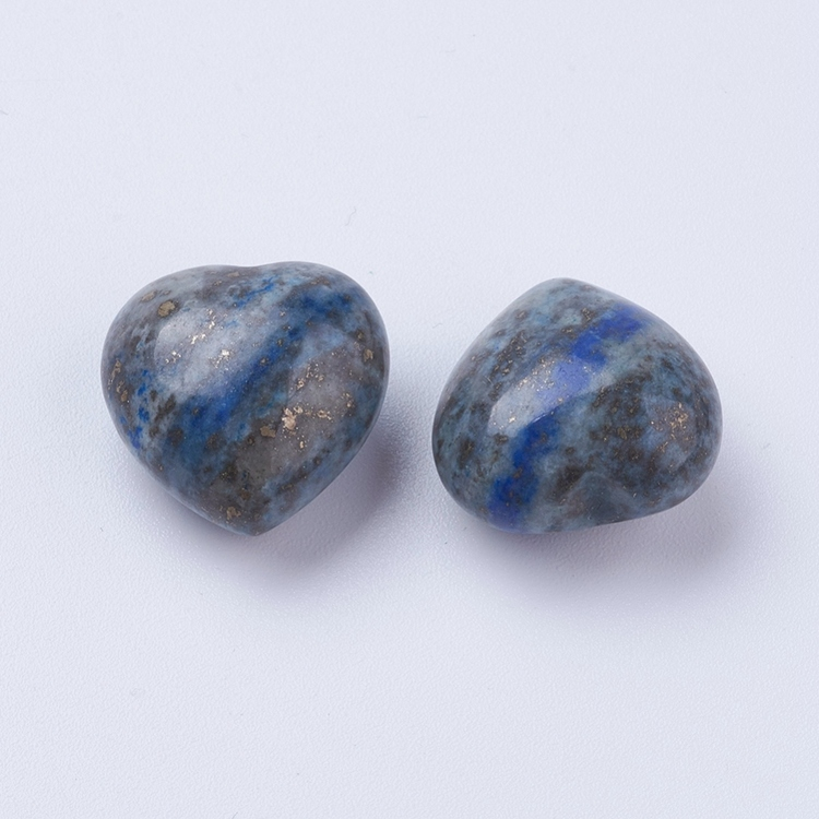 Hjärta Lapis lazuli
