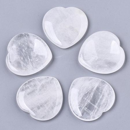 Hjärta bergkristall