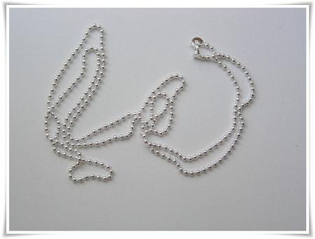 Kulkedja sterling silver 70 cm