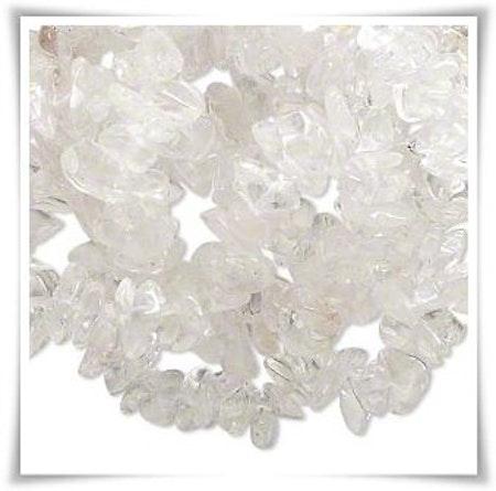 Bergkristallchips