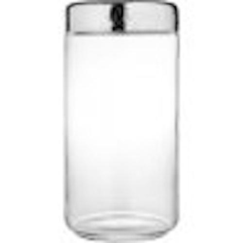 Glasburk med lock från Alessi. 150 CL