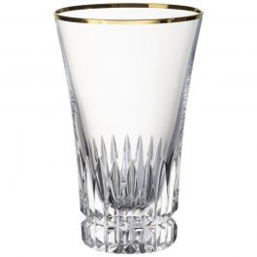 Grand Royal White Gold Tall glass 145mm. 4/set