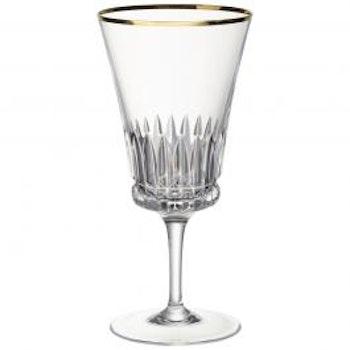 Grand Royal Gold Water goblet 200 mm. 4/set
