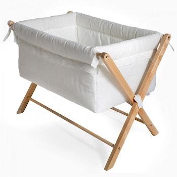 Minisäng X-crib | Off-white |