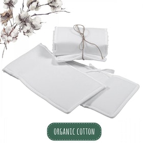 Spjälskydd bedside crib | Organic Basic
