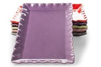 Gerbera Fat rektangulärt, stor. 2 pieces. Finns i flera färger. Se färgkarta