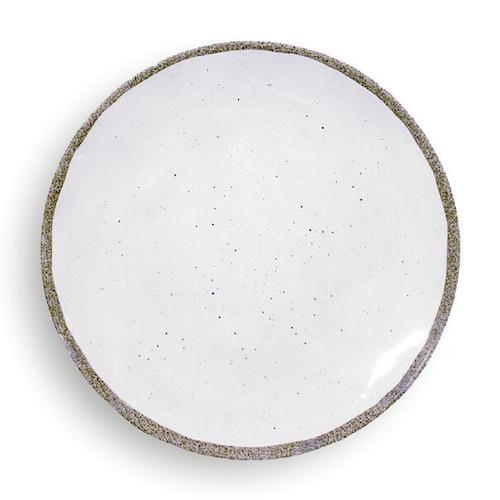 Assiett Cremevit Terra Bianco. Set 6 stycken. TOUCH MEL®