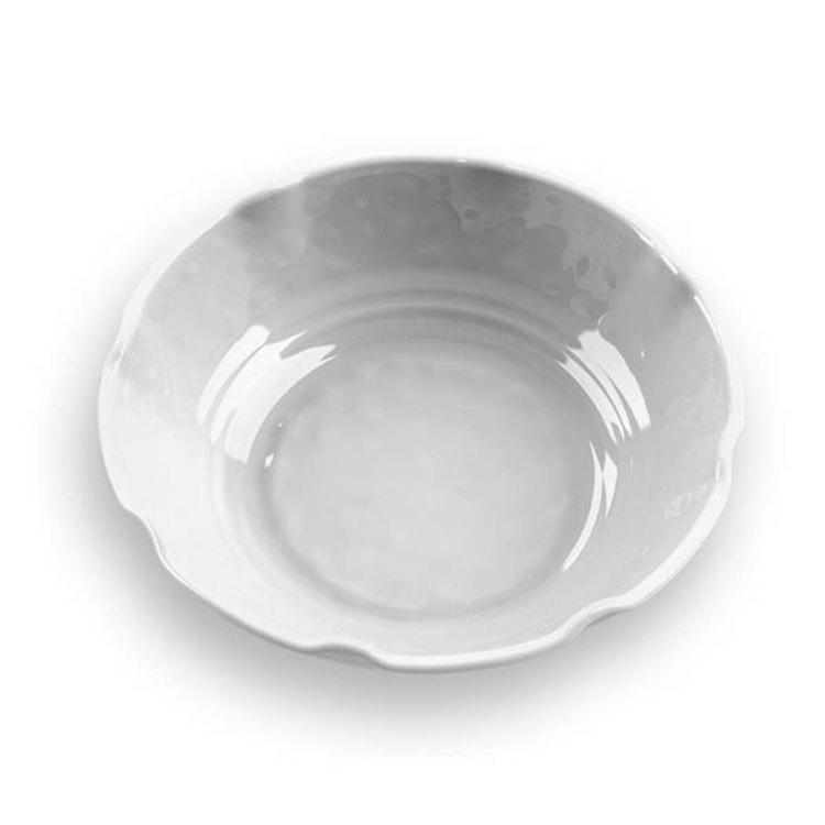 Soppskål Vit. Set 6 stycken. TOUCH MEL® - MELAMIN