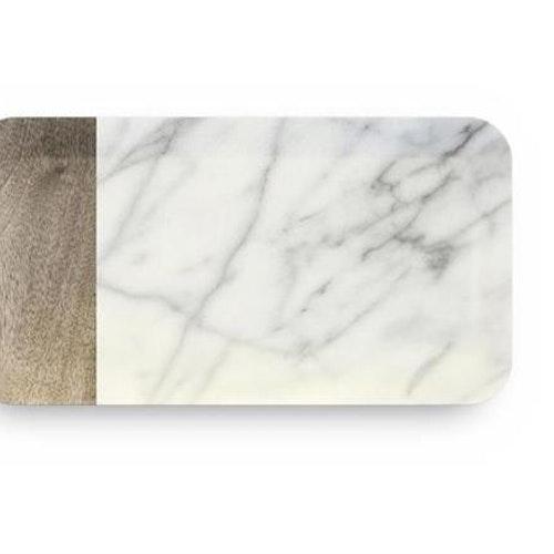 rektangulärt fat Touch MeL, rektangulärt serveringsfat 38x19 cm