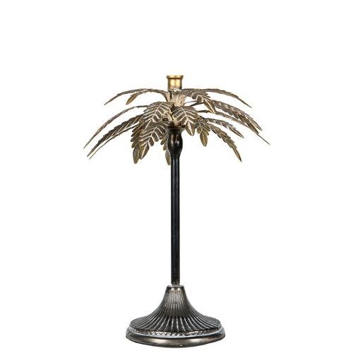 Ljusstake Palm 36x45cm 2st
