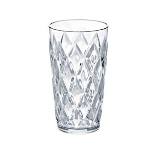 Glas, Crystal clear 6-pack