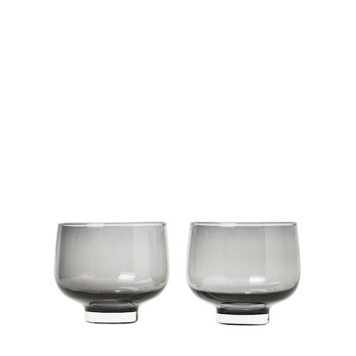 Set/2 Tumbler Glas