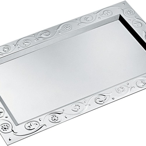 Alessi. Rectangular tray.
