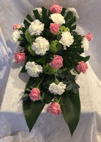 Rosa dekoration