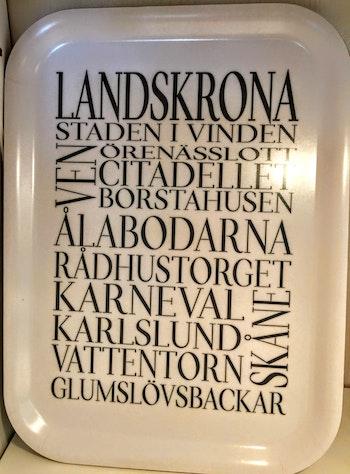 Bricka Landskrona