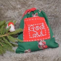 Julpåse Retrotomte Mindre
