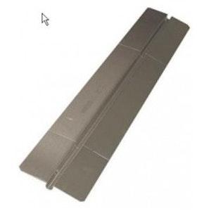 Golvplåt för golvvärmerör Enkel20mm el. 17mm