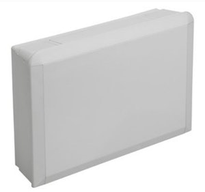 Flat 65 Fläktkonvektor 6,5 väggmontage