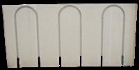 SPÅRADE SPÅNSKIVOR WERMGO Spårad spånskiva för 17 mm slang och plåt. Används ofta på befintligt bjälklag. Dim: 1800x600x22 mm.