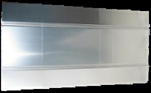 BJÄLKLAGSPLÅT WERMGO Dubbelplåt för montering i träbjälklag c/c 60 cm.
