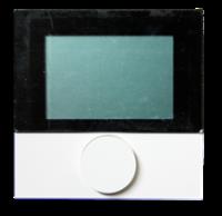 Rumstermostat LCD Trådlös