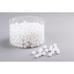 Pärlor Vit 10mm 50-pack