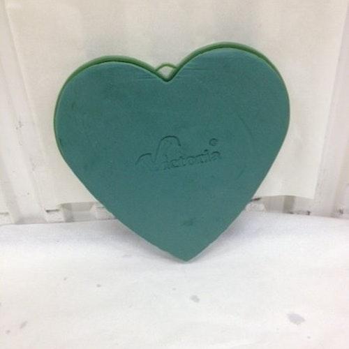Victoria Hjärta 50cm med hål för stöd