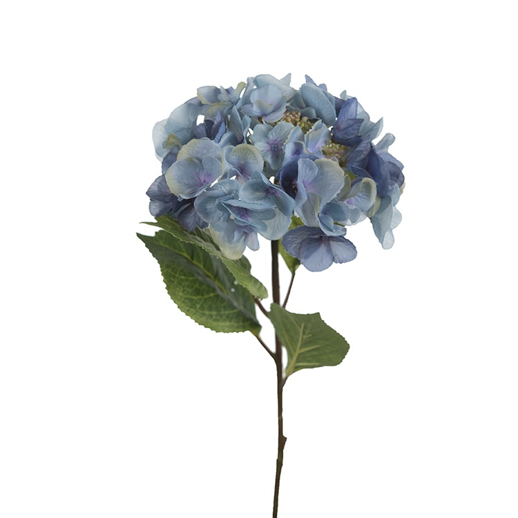 Konstgjord Hortensia Blå