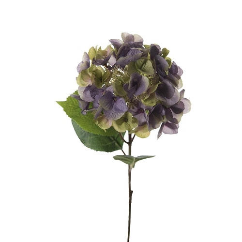 Konstgjord Hortensia Lila 45cm