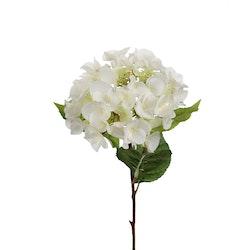Konstgjord Hortensia Vit 45 cm