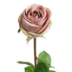 Konstgjord Stor Ros Rosa