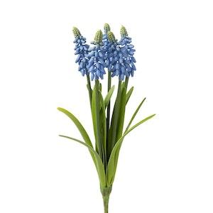 Konstgjord Pärlhyacint Blå