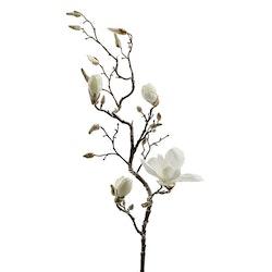 Konstgjord Magnolia Vit