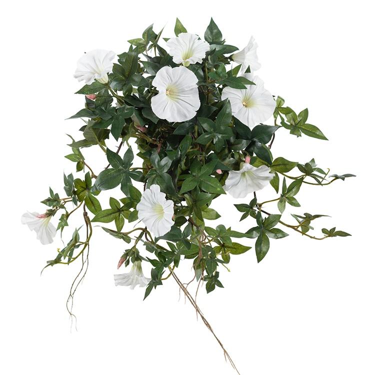 Konstgjord Blomman för dagen, Vit