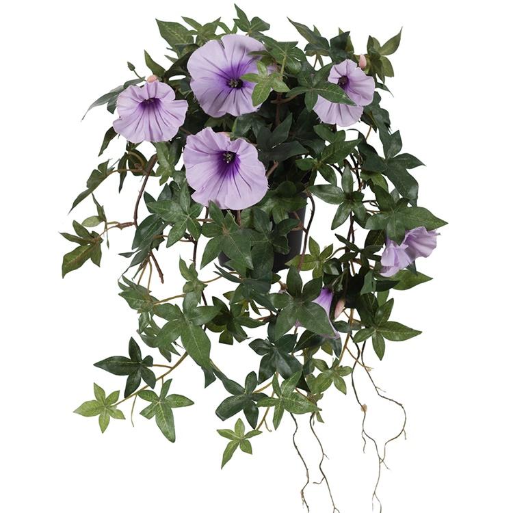 Konstgjord Blomma för dagen Lila