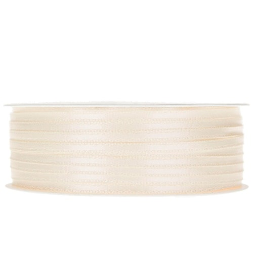 Band Satin Creme 3mm