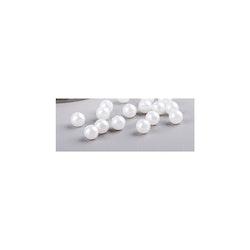 Pärlor Vit 4mm 144st