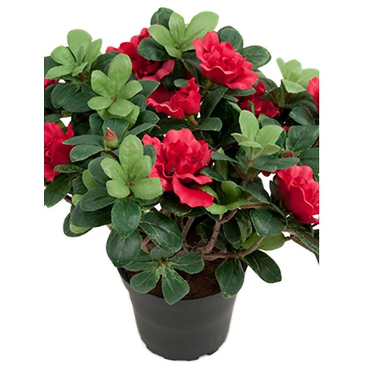 Konstgjord Azalea Rosa