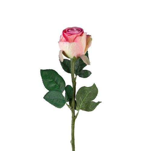 Konstgjord Ros 50 cm Rosa