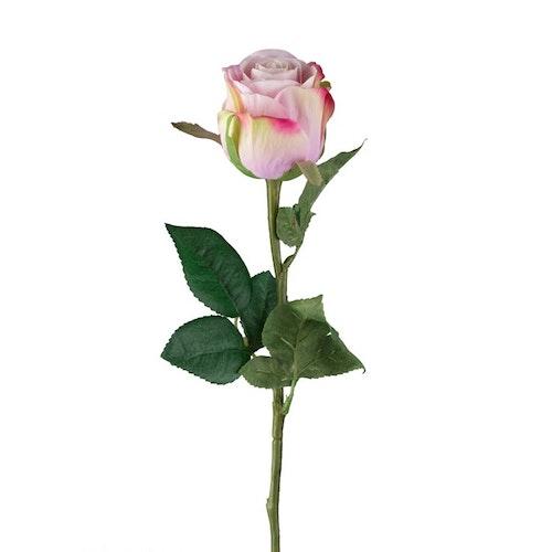Konstgjord Ros 50 cm Blekrosa