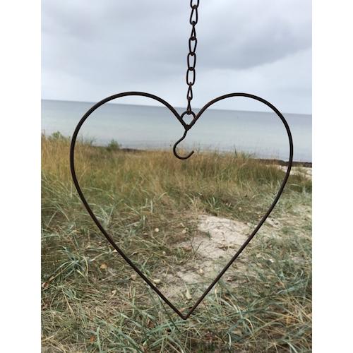 Fågelmatare Hjärta